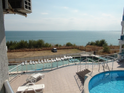 Grand Sirena -  One bedroom holiday apartment - First line with beautiful sea view