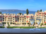 Varna South Bay Beach Residence - 1 bedroom apartment - view to greenery
