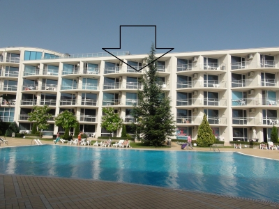 Atlantis - Nicely furnished 2 bedroom apartment - The complex offer a big viriaty of facilities