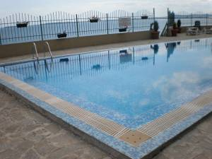 Coral Beach - One-bedroom furnished apartment - located between St. Vlas and