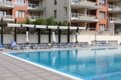 Helious Beach Apartments - Absolut frontline - studio apartment