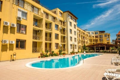 Complex Siana in St. Vlas - Fully furnished 2 bedroom apartment - suitable for year-round occupancy