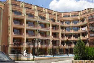 Antares - Studio apartment in Sunny Beach