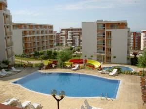 Fort Crown Club - Furnished apartment - near Elenite
