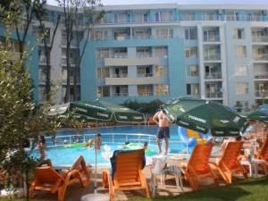 Yassen - Fully furnished one bedroom apartment in Sunny Beach - 100 meters to the beach