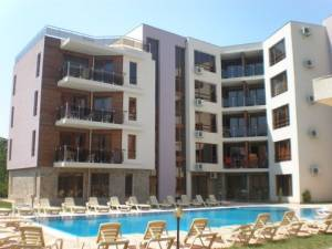 Magnolia Garden - Sunny Beach - Furnished one bedroom apartment