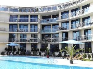 Blue Perl -  Furnished one bedroom holiday apartment - situated in a hotel and apartment - complex in Sunny Beach