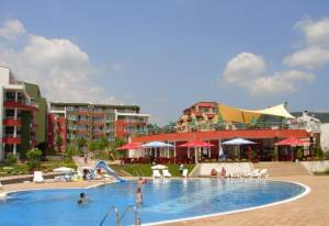 Green Fort - One bedroom apartment situated between Sunny Beach and St. Vlas