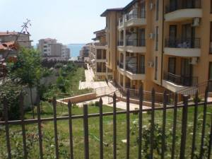 Aqua Dreams - Furnished one bedroom apartment - in St. Vlas