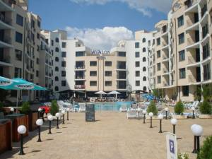 Avalon - One bedroom apartment - located in Sunny Beach
