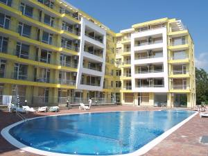Sunset Beach 2 - fully furnished studio apartment - Sunny Beach