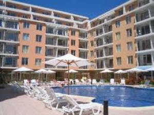 Sunny Day 1 - 2 bedroom holiday apartment - Sunny Beach South - 200 meters to a Sandy Beach
