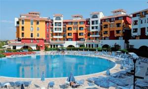 Marina Cape - Furnished one bedroom apartment in a luxurious holiday complex