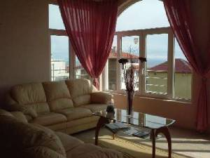 Beautiful one bedroom aparatment - view to the Black Sea - in the old St. Vlas