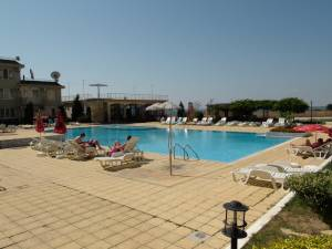 Nice furnished holiday apartment - 2 bedroom - Panoramaview to the Black Sea