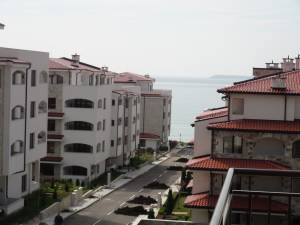 St. Vlas - Aqua Dreams - Furnished Studio apartment - view to the mountains and BlackSea
