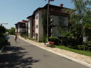 Santa Marina - Sozopol - topfloor apartment - with nice seaview - 2 bedrooms - 2 terraces