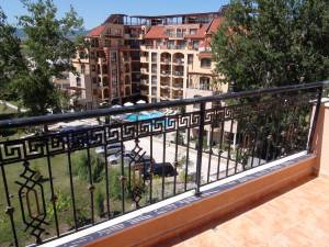 Kassandra - Nicely furnished studio apartment - in Sunny Beach