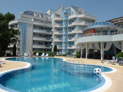 Laguna 1 - one bedroom apartment - in Sunny Beach