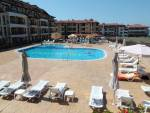 Aqua Dreams - studio apartment - in Saint Vlas - view to the mountains and the Black Sea