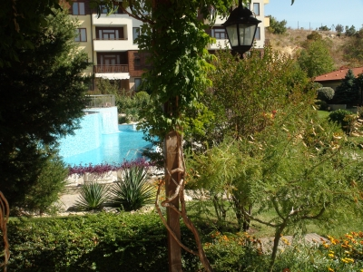 Garden of Eden - Furnished holiday apartment situated in a beautifull complex - first line to the Black Sea