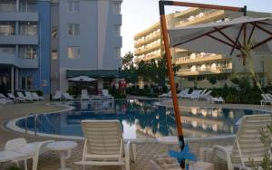 Laguna 1 in Sunny Beach - Furnished studio aparmtent - on the 5. floor