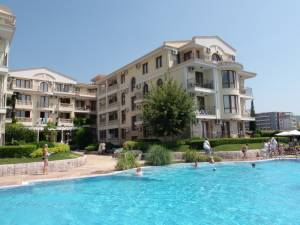 Royal Bay - St. Vlas - holiday apartment - in a frontline complex - beautifull view