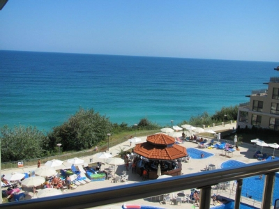 Byala Beach Resort - nicely furnished holiday apartment - 1 bedroom - First line - Beautiful view to the Black Sea