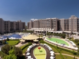 Royal Beach Barcello - two bedroom apartment - view to the swimming pool - seaview