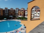 Marina Cape - Nicely furnished one bedroom apartment - Beautifull view to the BlackSea, swimming pool and the mauntions