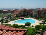 Magic Dreams - Holiday apartment with view to the swimming pool and the Black Sea