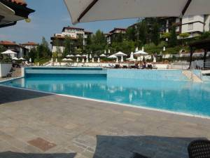 Santa Marina - Furnished (skandivavian design) two-bedroom apartment - beautiful holiday village near Sozopol