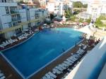 Elit 3 - Furnished one-bedroom apartment - on the 5. floor - in a nice complex in Sunny Beach