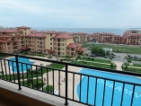 Magic Dreams in St. Vlas - furnished 2 bedroom apartment - Nice view over the swimming pool and the Black Sea - Only 200 meters to the beach