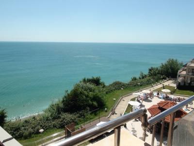 Byala Beach Resort - nicely furnished holiday apartment - with 2 bedrooms - First line - to the Black Sea