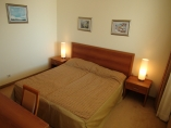 Sunset Resort in Pomorie - Holiday apartment with 1 bedroom - On the Beach