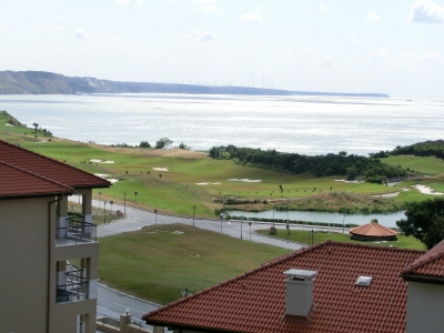 Thracian Cliff Golf & Spa Resort, Balchik - Spacious two bedroom Apartment with big terrace